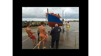 #DynaMer et les Routiers D'Orléans au chevet du 'Marie des Iles'